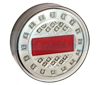 LED Autolamps MAXILAMP 1XRFE / 1XRWE Rear Light