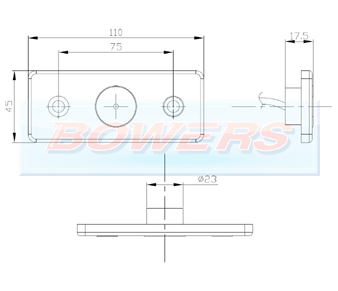 LED Marker Light MD-013 Schematic