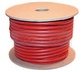 Red Battery Cable Roll