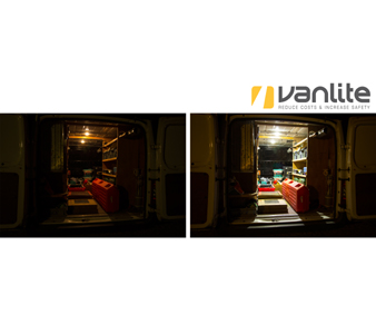 Labcraft Vanlite LED Interior Light Upgrade