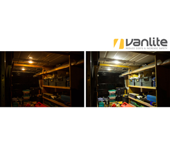 Labcraft Vanlite LED Interior Light Upgrade 2