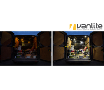 Labcraft Vanlite LED Interior Light Upgrade 3