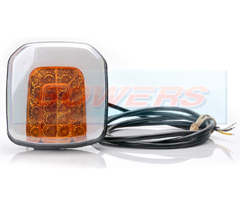 WAS W169 Neon LED Front Combination Light 2