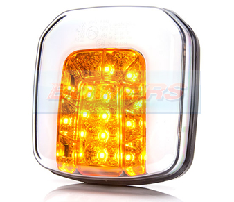 WAS W169 Neon LED Front Combination Light