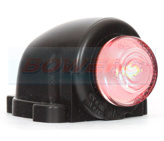 WAS W25 LED Rear Red Marker Light