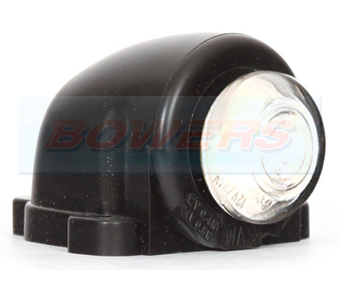 WAS W25 LED Front White Marker Light