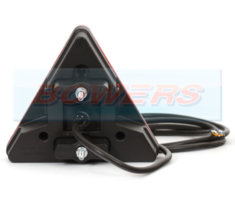 WAS W68 Triangle LED Rear Combination Light Rear