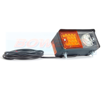 WAS WO6DP LED Front Combination Light 2