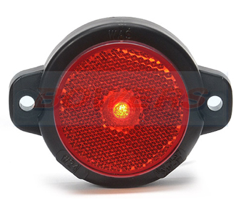 WAS W24RR LED Rear Red Marker Light