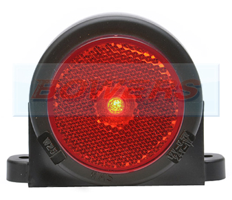 WAS W25RR LED Rear Red Marker Light