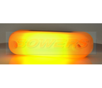 WAS W109N Neon LED Amber Marker Light
