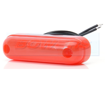 WAS W109N Neon LED Red Marker Light 2