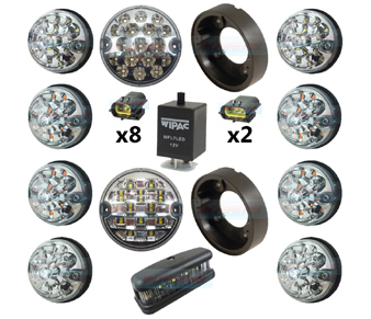 Land Rover LED Kit 5
