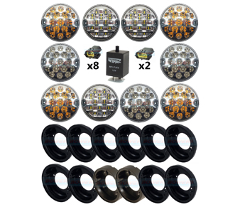 Land Rover NAS LED Kit 4