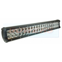 "505mm 20"" Inch LED Light Bar Spot Light Beam 126W 12v/24v Maypole MP5073"