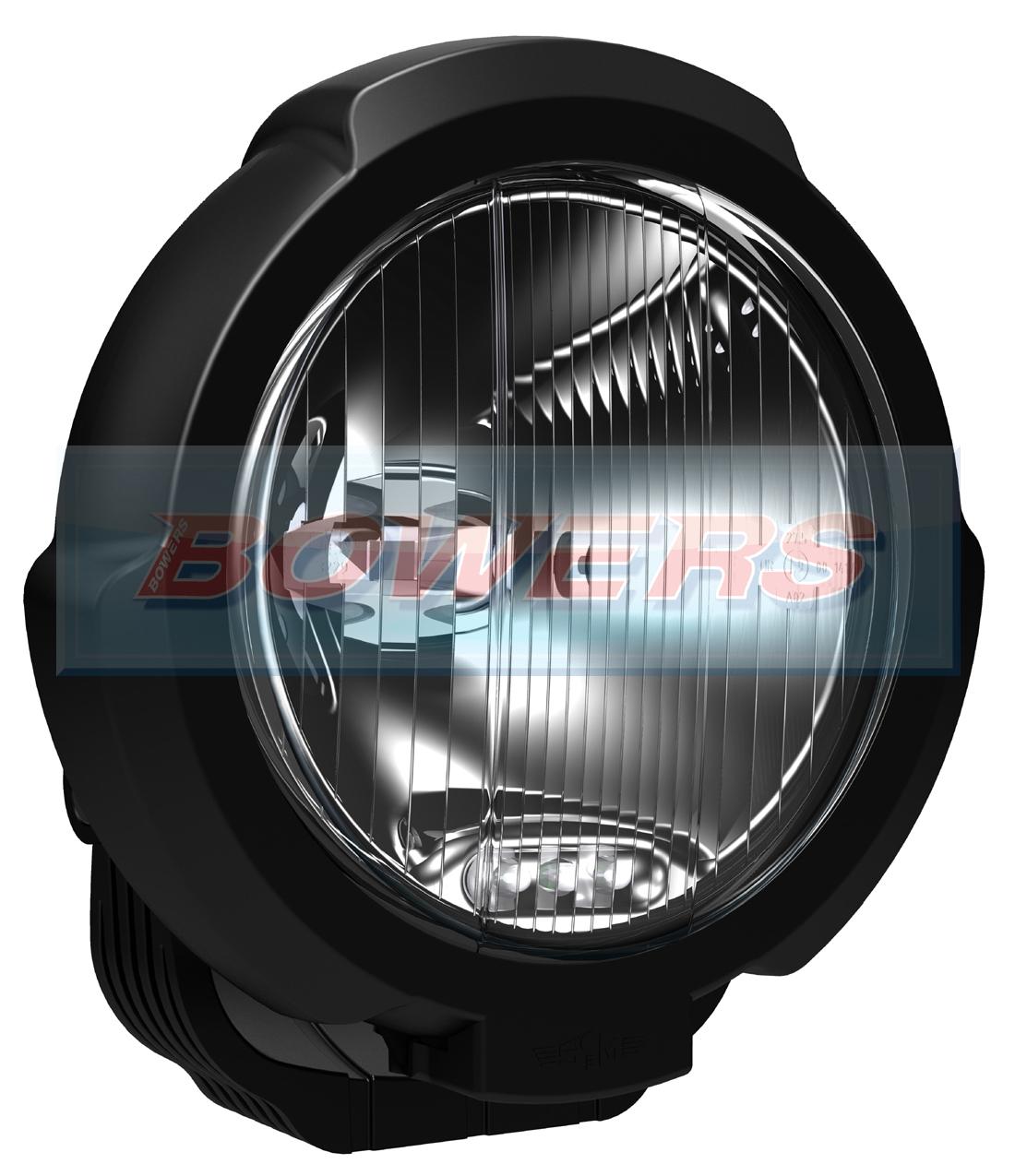 Sim 3229 12v 24v 7 Black Round Halogen Spot Driving Light Lamp With Spotlight Wiring Diagram 32291000060 Schematic