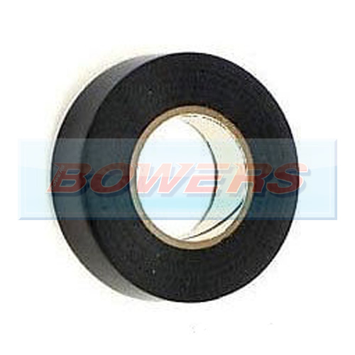 Black Insulation/PVC Tape 19mm x 20m