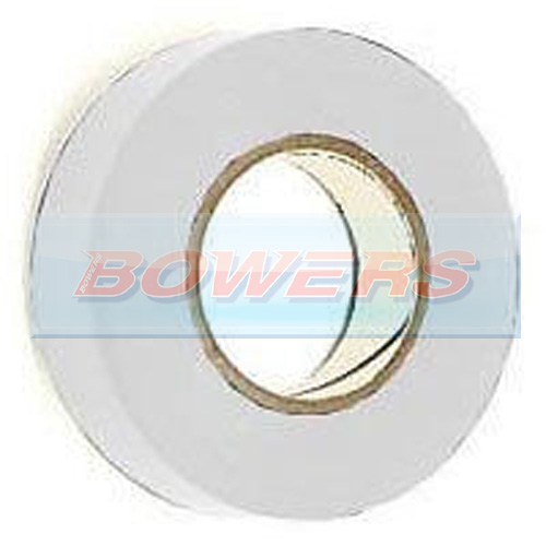 White Insulation/PVC Tape 19mm x 20m