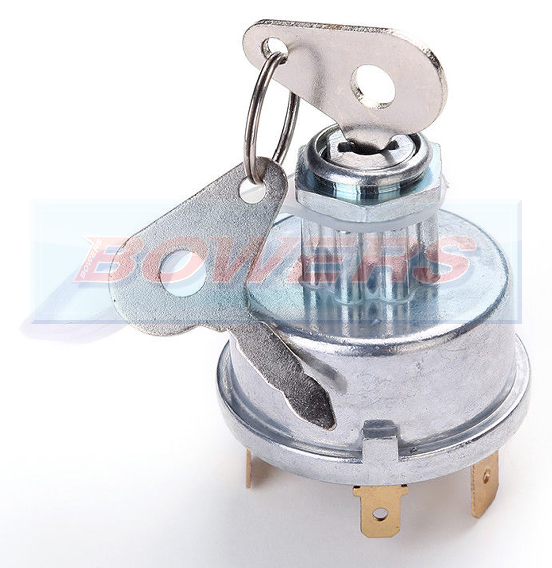 12v  24v Lucas 35670 128sa Style 4 Position Universal Ignition Switch