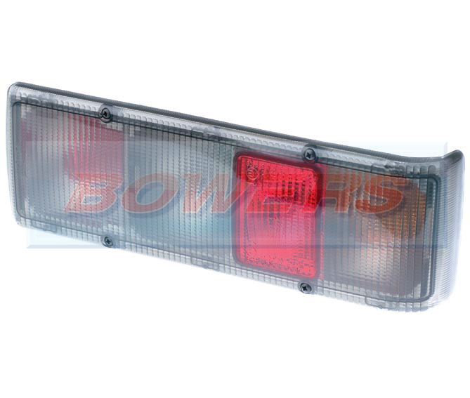 Britax 9300 Caravan/Motorhome Wrap Around Rear Tail Lamp ... on