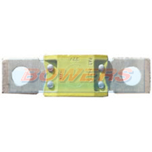 100A Amp Yellow MEGA Fuse 32v DC Rated