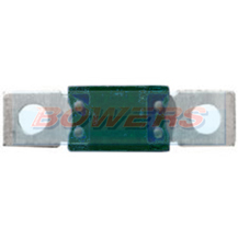 350A Amp Dark Green MEGA Fuse 32v DC Rated