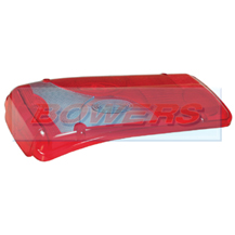 Genuine Vignal 056500 Blue LC8 Rear Left Hand Nearside Combination Tail Lamp/Light Lens For MAN TGA TGL TGM TGX