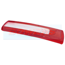 Genuine Vignal LC9 LED Rear Combination Tail Lamp/Light Lens For Renault Euro 6 T / K / C / D & Volvo FH / FH16