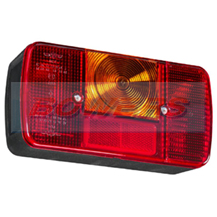 Sim 3127 12v/24v Rear Nearside Universal Combination Trailer Tail Lamp/Light Unit