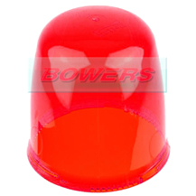 Britax 10438.12 Replacement Red Beacon Lens