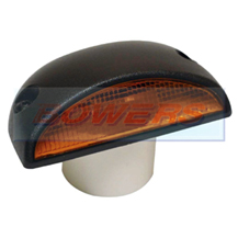 Genuine Vignal ICDL94 Amber/Black Side Indicator Lamp/Light