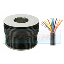 13 Core Cable 8x21/0.30mm 1.5mm² (12.75A) & 5x 35/030mm 2.5mm² (21.75A) 10m Roll