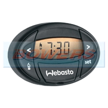 Webasto Thermo Top C/E/Z Heater 12v Digital Oval Timer  1301122D 1301122C 1322580A
