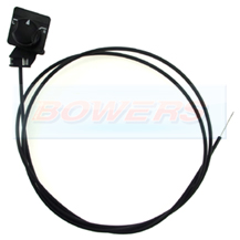 Eberspacher/Webasto Heater Variable Flap Valve Y Branch Control Cable 9008255A 1319868A 221000010300