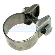 Eberspacher/Webasto Heater 24mm ID Exhaust Clamp 91383B 1320220A 221000500500