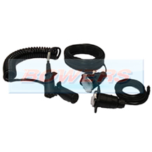 Vision Alert/ECCO/Brigade Reverse/Reversing Camera Susie Extension Cable Kit