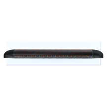 LED Autolamps 23260BLK 12v Angled Black LED Interior/Eexterior Caravan Awning Strip Light/Lamp