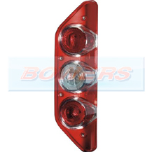 Hella Caraluna Modular Caravan/Motorhome Right Hand Offside Rear Tail Lamp/Light 2VP343520021