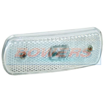 Sim 3157 12v White LED Front Marker Light Lamp