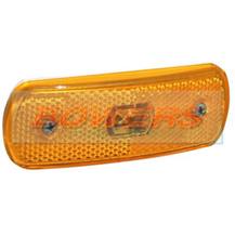 Sim 3157 12v Amber LED Side Marker Light Lamp