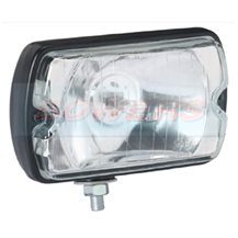 Sim 3211 Rectangular Front Spot/Driving Lamp/Light Peugeot 205 GTI CTI 106 306 Mi16