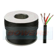 4 Core 16.5A Thin Wall Cable 4x32/0.20mm 1.0mm² 30m Roll