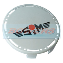 "Sim 3227 & 3228 9"" Round Spot/Driving Lamp/Light Cover"