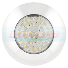 LED Autolamps 7524W 12v SMD LED White Round Interior/Exterior Light/Lamp