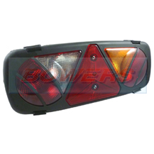 Rubbolite M800 Rear Right Hand Offside Combination Lamp/Light Unit