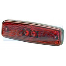 Rubbolite M891 Red Rear LED Marker Light/Lamp
