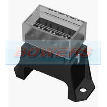 4 Way Base Entry Standard Blade Fuse Box