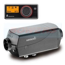 Eberspacher Airtronic S2 D2L 12v Heater Kit With EasyStart Pro 7 Day Timer 292112000008