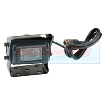 Brigade BE-200C Black & White Reverse/Reversing Camera