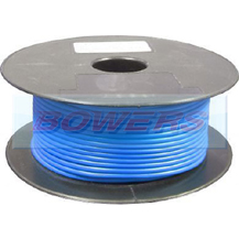 Blue Single Core Cable 14/0.30mm 1.0mm² 50m Roll